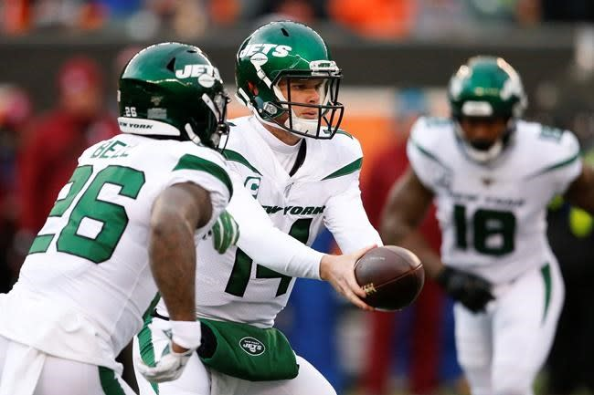 Jets' Darnold enters 3rd season with 'a ton more confidence'