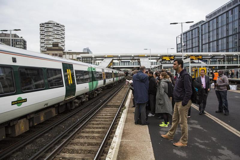 The strikes coincide with the Grand National, the biggest horse racing day of the year that is attended by thousands who travel by train (Jack Taylor/Getty Images)