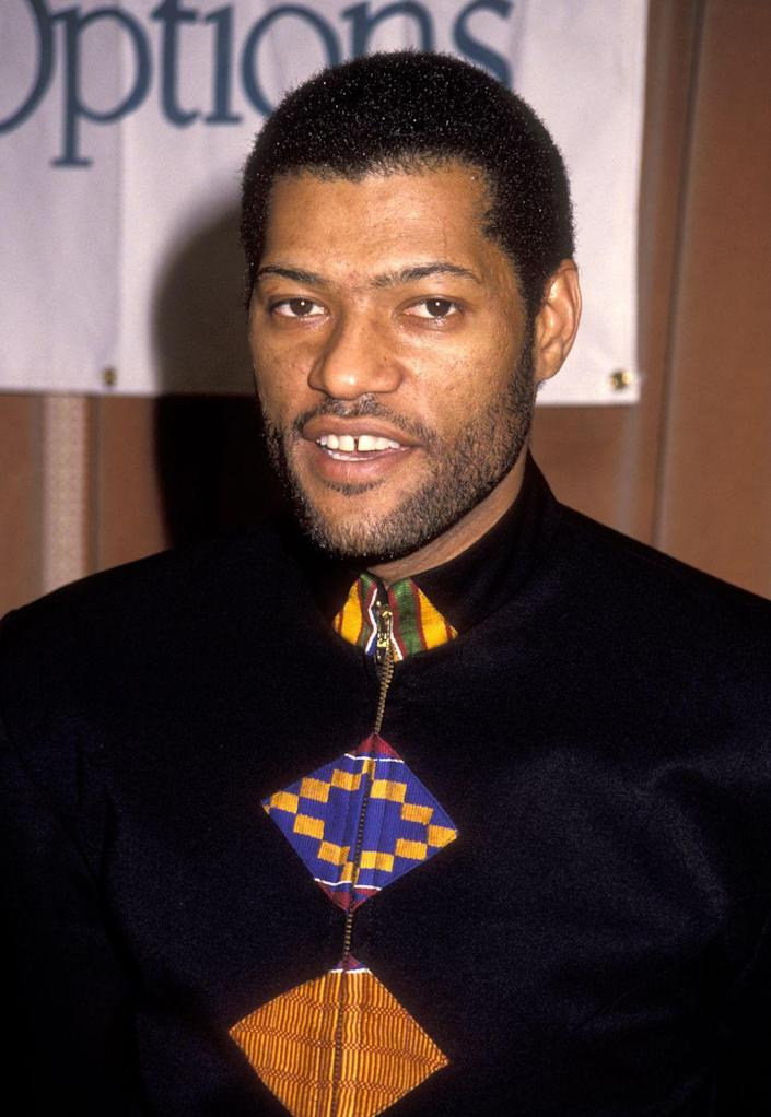 <p>Laurence Fishburne established himself as one of the top actors throughout the late '80s, but he undoubtedly became a leading man after his role in the 1991 film <em>Boyz n the Hood</em>. </p>