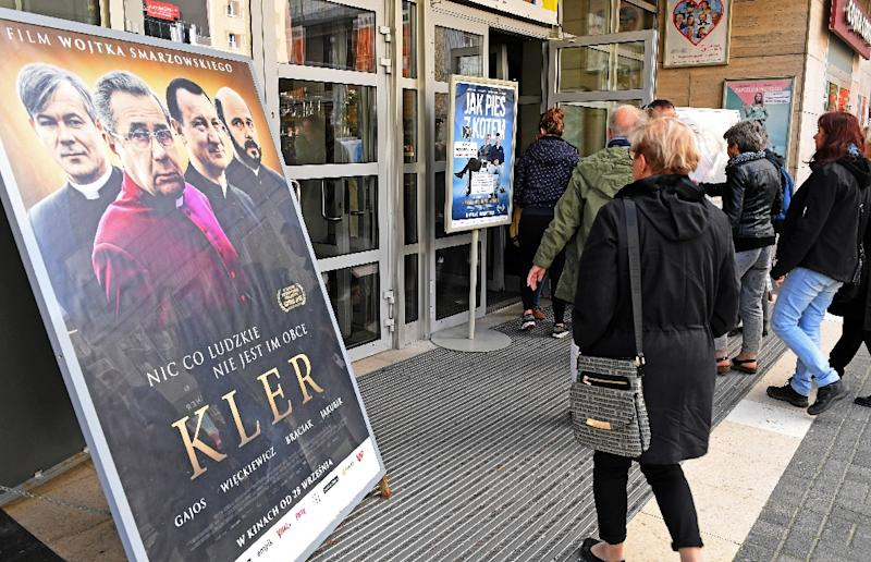 """""""Kler"""" (The Clergy) has triggered passionate debate in strongly Catholic Poland"""