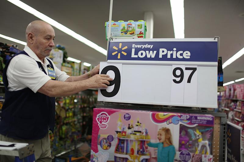 Wal-Mart Stores, Inc. (NYSE:WMT) Cut to Hold at BidaskClub