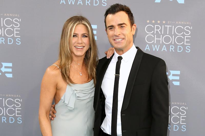 Justin Theroux posts sweet 50th birthday wishes for ex-wife Jennifer Aniston