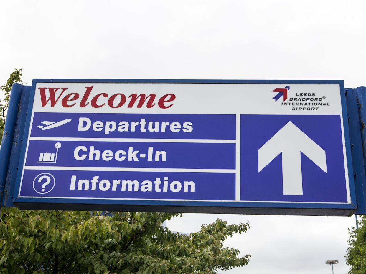 Live updates as reports of drone at Leeds Bradford Airport disrupts flights