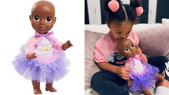 Gifts for kids: Real Qai Qai doll