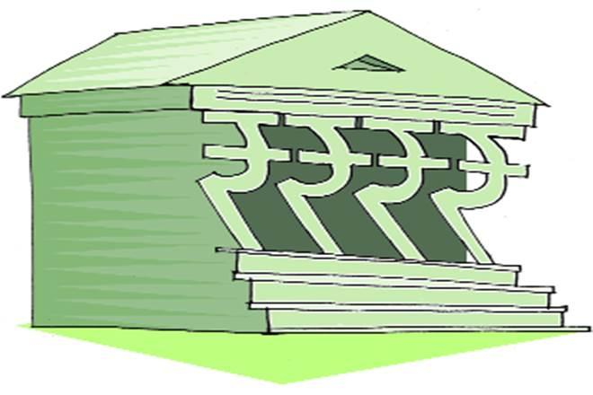 Around 160 debt mutual fund schemes had exposure to the debt papers of DHFL worth Rs 5,236 crore as on April 30, 2019. (Illustration: Rohnit Phore)