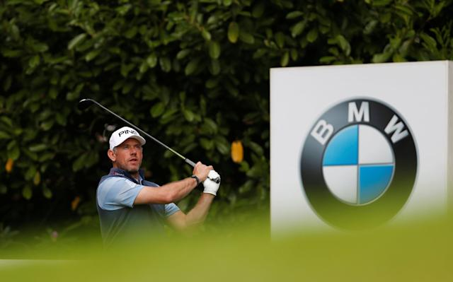Golf - European Tour - BMW PGA Championship - Wentworth Club, Virginia Water, Britain - May 24, 2018 England's Lee Westwood in action during the first round Action Images via Reuters/Paul Childs