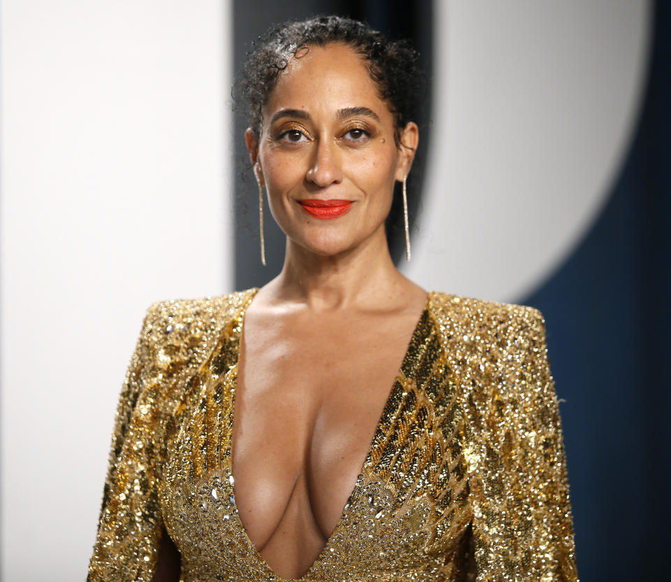 Tracee Ellis Ross dedicated a loving message to her post-pandemic body. (Photo: REUTERS/Danny Moloshok)
