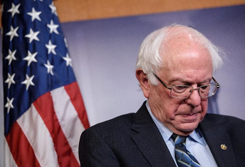 Sanders Apologizes Amid New Allegation of Staff Harassment