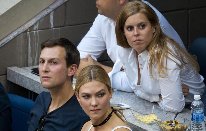 Karlie Kloss Just Accidentally Exposed This Royal S Secret