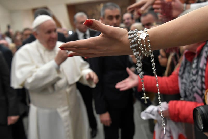 Pope names first woman to senior Vatican diplomatic post