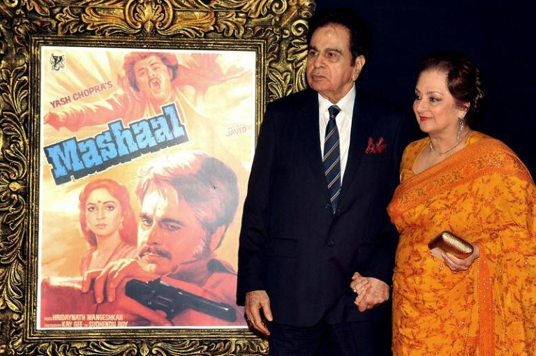 Dilip Kumar was one of Bollywood's biggest ever stars, featuring in nearly 60 films