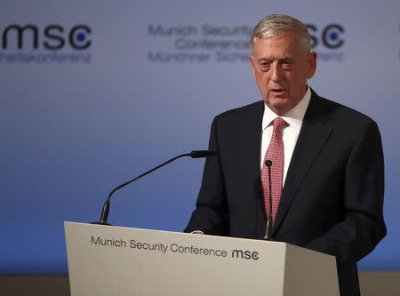 Pentagon Chief Breaks with Trump, Says US Not in Iraq for Oil