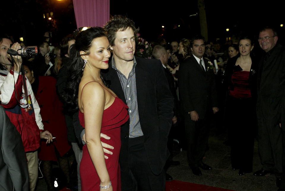 Martine Mccutcheon Feared She Might Kill Hugh Grant On Love Actually