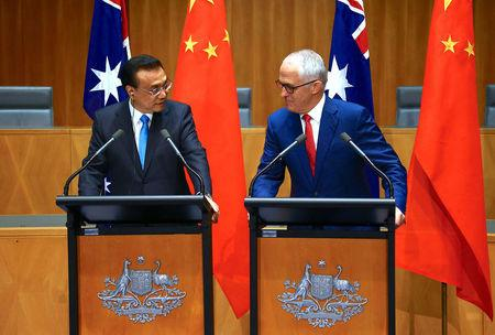 China to talk new Silk Road in Australia, no deal expected yet