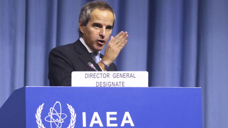 Argentinian confirmed as new head of UN's nuclear watchdog