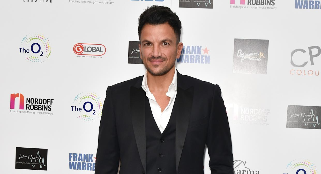 Peter Andre is unsure of his birthday (PA)