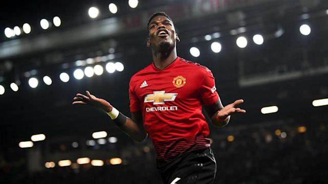 It has taken just four Premier League games for Paul Pogba to show he is enjoying playing for Ole Gunnar Solskjaer's Manchester United.