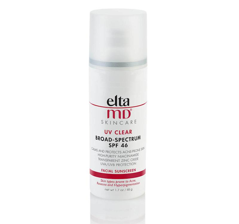 EltaMD UV Clear Broad-Spectrum SPF 46. (Photo: SkinStore)
