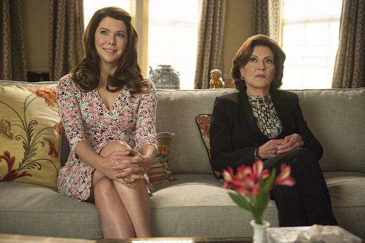 Lauren Graham, Kelly Bishop (Credit: Netflix)
