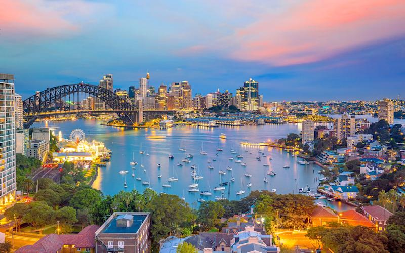 Sydney has a bit of everything: from beaches and windswept coastal walks to museums and a thriving food and wine scene