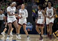 Best sports: baseball, women's basketball. Trajectory: steady. Tough losses kept the Bulldogs from a pair of Final Fours, on the diamond and the hardwood, but the year still ended with a fourth straight Top 50 finish. Fall sports didn't make a huge impact, but that's not unusual for Mississippi State.