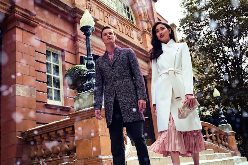 Kelvin has managed to keep Ted Baker as a popular and powerful brand both online and in stores