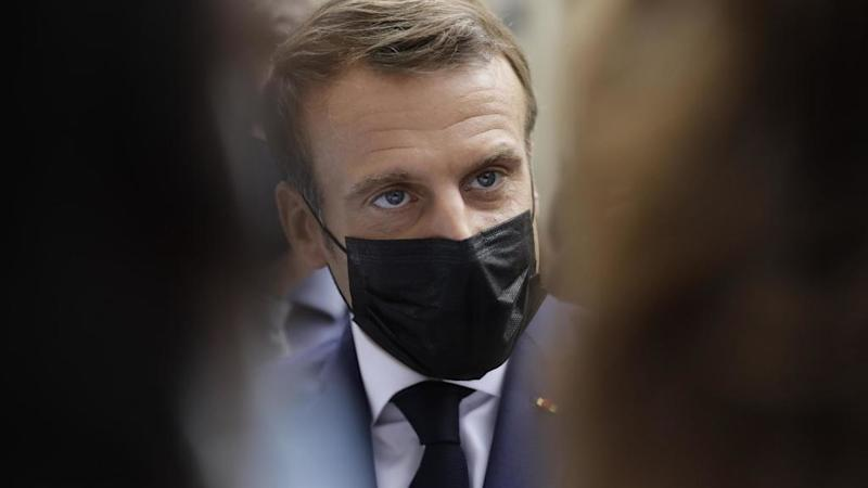 Macron under pressure to clarify Covid-19 strategy in televised interview