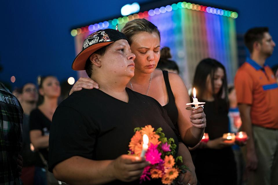 Pulse nightclub shooting victims are being remembered on June 12, the two-year anniversary. (Photo: Getty Images)