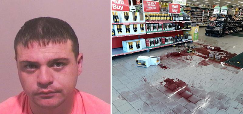 David McBeth, 30, was jaile for four years. (Northumbria Police)