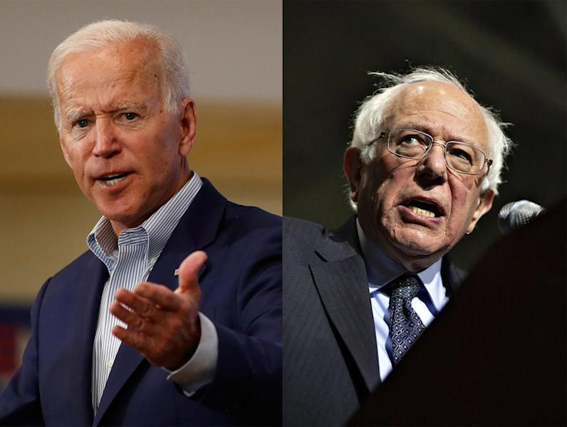 "(Bloomberg) -- Joe Biden and Bernie Sanders are engaged in open warfare over health care that could harden party divisions and play into the hands of President Donald Trump.In the latest iteration of the battle, Biden's communications director posted an article on Saturday, entitled ""Let's Get Real About Health Care,"" that delved into the potential costs of the proposals favored by the Democratic party's left flank.The tension points to a broader power struggle in Washington and on the campaign trail that pits long-dominant moderates like Biden against an insurgent wing led by Sanders and Elizabeth Warren. But a prolonged battle risks entrenching bitterness between the factions that threatens party unity heading into the general election.Biden has called for preserving Obamacare while adding a ""public option"" that would compete with private insurers. Sanders, a Vermont senator, is the chief architect of a Medicare for All plan that would cover everybody under a single government plan and replace the 2010 law. Sanders and his progressive allies say it's the simplest and most effective way to achieve universal coverage.Aimee Allison, who runs She the People, an activist group that seeks to elevate women of color and recently hosted a Democratic presidential forum, said young voters and minorities are eager for change.Shrinking Moderates""The Democratic Party leadership is more concerned about moderate to conservative Democratic voters, who are a shrinking and less reliable part of the party base, than they are about people of color, women of color, younger voters who are inspired by these kinds of ideas,"" Allison said.""That decision led to the loss in 2016,"" she said. ""There were plenty of black voters who could be inspired to vote and weren't — and that's why we lost.""The split extends far beyond health care. Democrats also differ on how aggressively to tackle climate change and whether to support mass cancellation of student debt.Dan Pfeiffer, a former senior adviser to President Barack Obama, said the differences among Democrats reflect meaningful policy disagreements rather than just political calculations.""Bernie Sanders should be applauded for pushing the debate"" about how bold to be, Pfeiffer said in an email. ""But I do think some of the opposition among the candidates to Sanders' version is about policy as much as politics.""Parroting Trump's 'Lies'The health care debate grew heated earlier this week when Biden, who as vice president helped steer the Affordable Care Act, or Obamacare, through Congress, told voters that the ""Medicare For All Act"" authored by Sanders ""means getting rid of Obamacare — and I'm not for that."" He said the bill would end private insurance and ensure that ""Medicare goes away as you know it.""Sanders responded by accusing Biden of ""fear-mongering"" and parroting the ""lies"" of Trump and the insurance industry. His campaign website posted a ""who said it"" quiz on health care mocking Biden as being aligned with Senate Majority Leader Mitch McConnell and Trump.Biden argues that Medicare for All would cancel plans for the 150 million people on private insurance, and that he'd give them the option to keep their plan. Sanders says adding a public option to Obamacare would be less effective at covering the 27 million uninsured Americans or cutting costs. While a tax increase would be required to pay for single payer, it would be offset by eliminating premiums and out-of-pocket costs, he says.Biden pressed his argument Thursday, insisting he wasn't criticizing Sanders but rather conveying what his plan would do. ""Bernie's completely honest about saying he's going to raise taxes on the middle class and just straightforward about it,"" the former vice president told reporters in Los Angeles.The Biden campaign went after Sanders' plan again on Saturday in a Medium.com post, saying that defending Obamacare is a way for Democrats to win in 2020.""We all understand the appeal of Medicare for All, but before we go down that road we should take a clear-eyed and honest look at what the plan actually says and what it will cost,"" wrote Biden communications director Kate Bedingfield. She suggested Biden's view would prevail ""once voters look beyond Twitter and catch-phrases.""A similar power struggle is unfolding in the House of Representatives, where Speaker Nancy Pelosi and moderate Democrats have clashed with the ""Squad"" of newly elected progressive women – Representatives Ayanna Pressley, Alexandria Ocasio-Cortez, Ilhan Omar and Rashida Tlaib.The new lawmakers have used their large social media followings to elevate far-reaching ideas, while challenging party leaders to be more tactically aggressive with Trump on issues like immigration and impeachment.""The Squad — they're a proxy for the millions of us who want to see a bolder, more progressive set of policies and changes,"" Allison said, arguing that limiting the Democratic Party's vision based on what appears politically possible would prevent new voters from getting engaged and turning out.Polling on Medicare for All illustrates the party's dilemma. Surveys indicate that a majority of Americans favor the idea. But support plummets when people are told the program would eliminate private insurance and rises again when they are told that switching to a government-run plan doesn't necessarily mean losing their doctors and providers.The SquadPelosi and other Democratic leaders back Biden's approach. Sanders' single-payer plan is cosponsored by 2020 rivals Warren, and Senators Kamala Harris, Cory Booker and Kirsten Gillibrand. Harris says she prefers single payer but has also cosponsored legislation for a public option as a route to extending coverage.Ocasio-Cortez said Americans she talks to ""like their health care, they like their doctor,"" but that they aren't ""heartbroken"" about the prospect of having to transition off an Aetna or Blue Cross Blue Shield plan.Trump and his allies have sought to make the Squad the face of the Democratic Party, believing that they alienate moderate voters. House GOP campaign chairman Tom Emmer called the four women the ""red army of socialists"" at a Christian Science Monitor breakfast for reporters.The four women are among the 114 cosponsors of the Medicare For All Act in the House, but the legislation has stalled out and is unlikely to be brought to a vote, which suggests that the moderate wing is winning the battle in Washington.Many prominent Democrats fear that backing an end to private health insurance means defeat in the presidential race and the competitive districts that won the party a House majority in 2018. They prefer more modest legislation to expand government-run insurance options.Andy Slavitt, a former acting head of the Centers for Medicare and Medicaid Services under Obama, said Democrats unanimously agree on the goal of universal coverage but differ on how best to get there.""Primaries are about calling out differences in approach. There should be sufficient oxygen to say how would Joe Biden or Michael Bennet do it versus how would Bernie Sanders do it,"" he said in an interview.Slavitt warned that while a debate was healthy, Democrats shouldn't lose sight of the ultimate goal.""It's important that we don't get so overwhelmed with the distinctions around 'how' that we forget there is a massive gulf between what the visions are,"" Slavitt said, ""between Democrats and the president's position to repeal the ACA, make coverage more expensive.""(Updates with Biden campaign blog post from second paragraph.)\--With assistance from Jennifer Epstein.To contact the reporter on this story: Sahil Kapur in Washington at skapur39@bloomberg.netTo contact the editors responsible for this story: Wendy Benjaminson at wbenjaminson@bloomberg.net, Max Berley, John HarneyFor more articles like this, please visit us at bloomberg.com©2019 Bloomberg L.P."