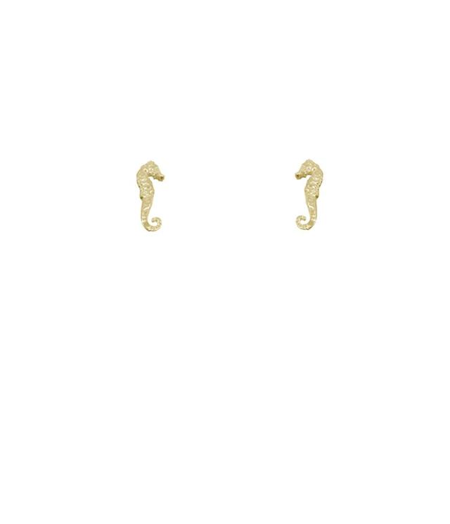 "<p>Catherine Weitzman seahorse stud earrings, $60, <a href=""https://catherineweitzman.com/collections/earrings/products/seahorse-stud-earrings"" rel=""nofollow noopener"" target=""_blank"" data-ylk=""slk:catherineweitzman.com"" class=""link rapid-noclick-resp"">catherineweitzman.com</a> </p>"