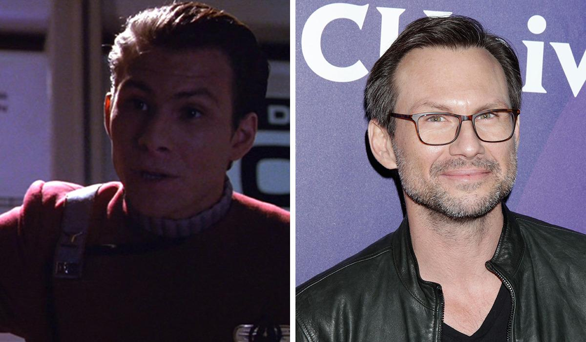 <p>The 'Mr Robot' star showed up very briefly on the bridge of the Excelsior in the sixth instalment of the original franchise back in 1991 thanks to his mum Mary Jo, who was casting director for 'The Undiscovered Country'.</p>