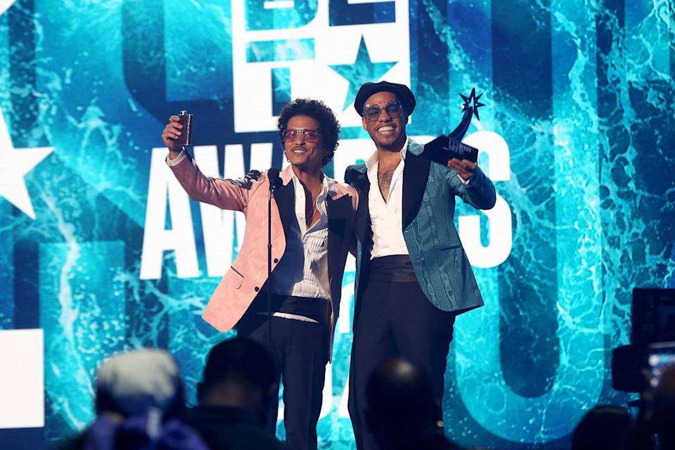 BET Awards 2021 - Show - Credit: Bennett Raglin/Getty Images for BET