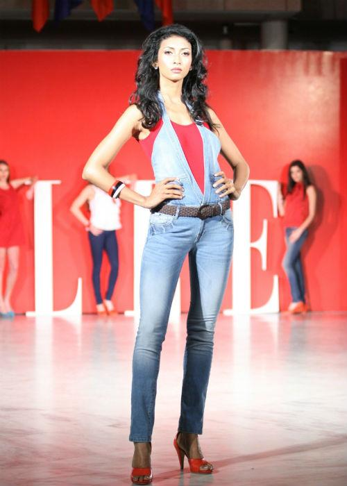 "Arvind Lifestyle Brands Ltd. launched the ""Elle"" Premium French Fashionwear for women in India."