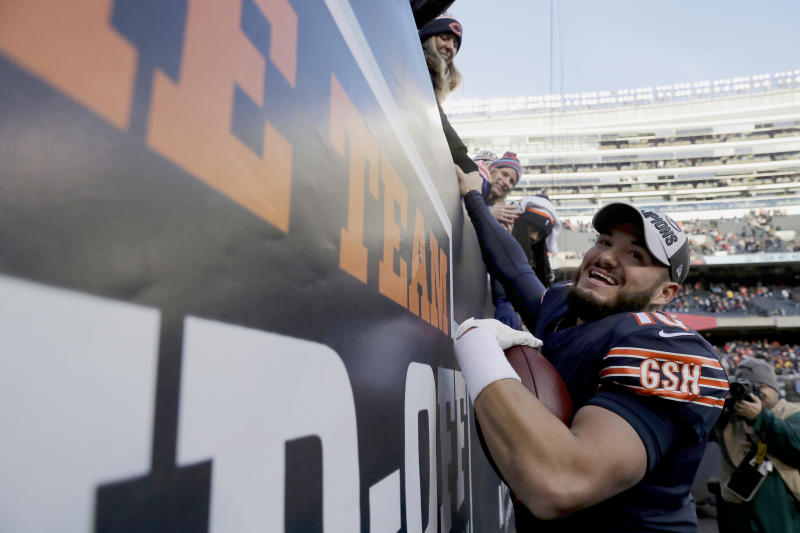Two more Bears added to NFC Pro Bowl roster