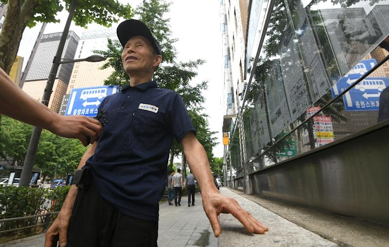 Lee Eun-ho a 70-year-old South Korean worker says the North will never give up its nuclear weapons