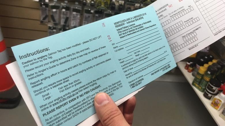 Salmon licences being printed but uncertainty already hurting outfitters