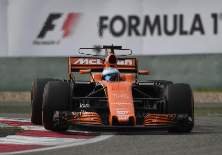 McLaren's Fernando Alonso has been frustrated with the reliability and power of the Honda engine, as he struggled during the recent Chinese Grand Prix in Shanghai