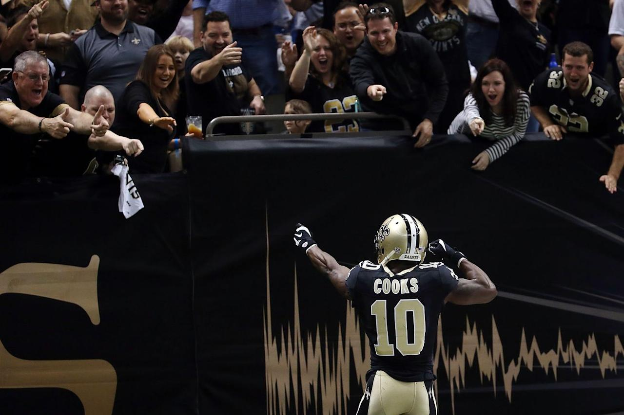 Brandin Cooks, Josh Norman hope NFL now allows their bow and arrow celebrations