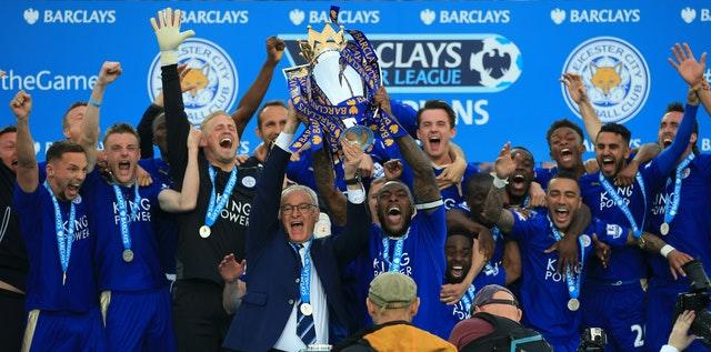 Leicester City File photo