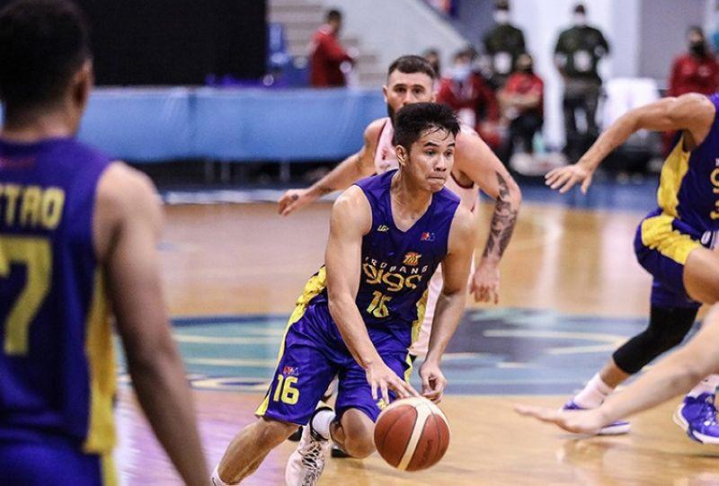 Cebuano Roger Pogoy grateful to be playing PBA basketball once again