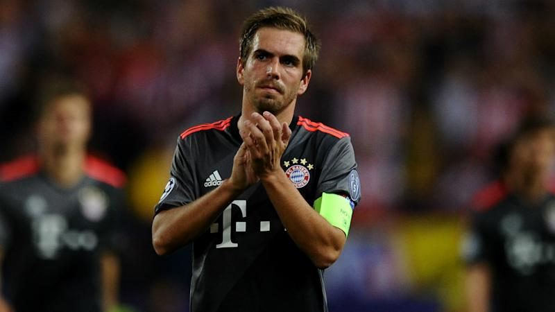 Lahm confident Bayern can cope against Madrid without stars
