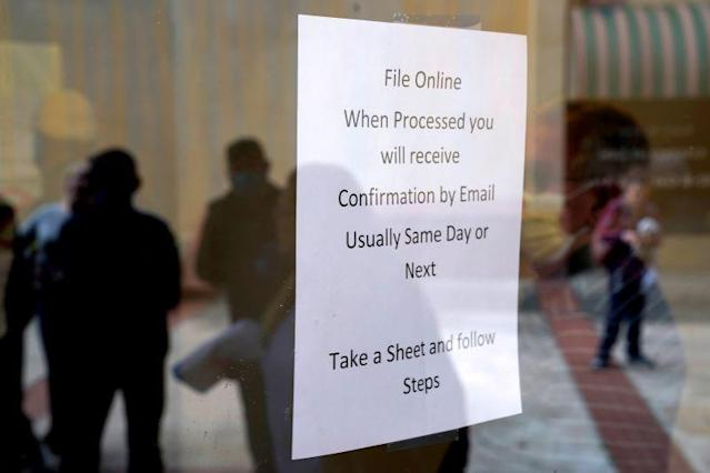 A Third of Unemployment Benefits Haven't Been Paid Out: Report