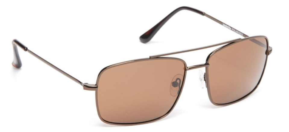 These masculine sunnies have a classic charm. (Photo: Zulily)