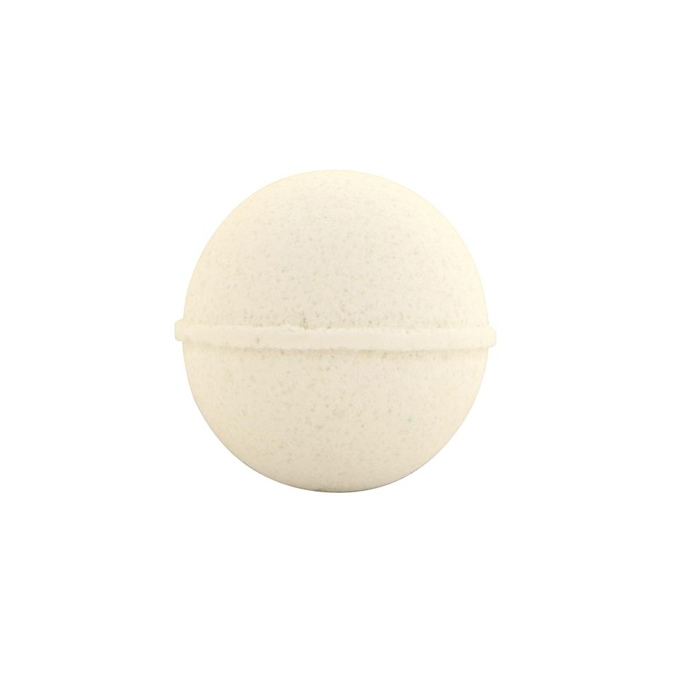"""<h3><strong>Mirai</strong> CBD Bath Bomb</h3>Not every bath bomb company reveals exactly <em>how</em> much CBD is inside every powdered sphere, but <a href=""""https://www.refinery29.com/en-us/2017/10/177161/mirai-clinical-bath-bomb-cbd-oil"""" rel=""""nofollow noopener"""" target=""""_blank"""" data-ylk=""""slk:Mirai Clinical"""" class=""""link rapid-noclick-resp"""">Mirai Clinical</a> does. Their basic $9 ball uses 35 mg to chill you out within minutes. Granted, there's not enough research yet to pinpoint the magic number that makes CBD topical treatments most effective, but by our own experience, this one sure does <em>something</em>.<br><br><strong>Mirai</strong> CBD Bath Bomb, $, available at <a href=""""https://go.skimresources.com/?id=30283X879131&url=https%3A%2F%2Fmirainatural.com%2Fproduct%2Fcbd-bath-bomb%2F"""" rel=""""nofollow noopener"""" target=""""_blank"""" data-ylk=""""slk:Mirai Natural"""" class=""""link rapid-noclick-resp"""">Mirai Natural</a>"""