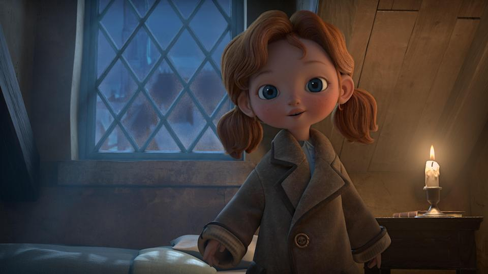 Based on the story by Frank McCourt, this animated tale of a little girl in 1910s Ireland who just wants to make sure everyone has an amazing Christmas is about as heartwarming as you can get.