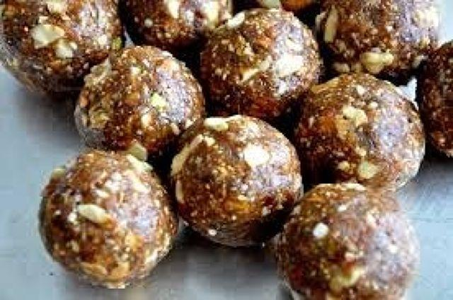 Protein Ladoo: Your Child's Daily Dose Of Energy!