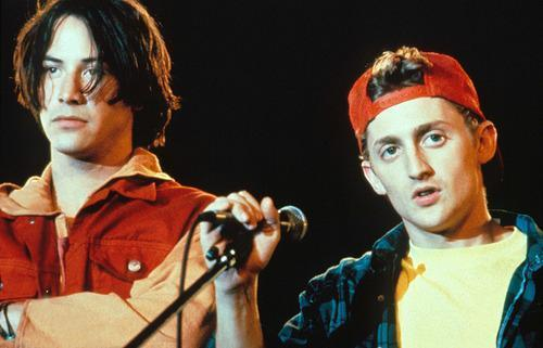 "Bill & Ted 3 Will Feature ""Many Versions"" Of Bill And Ted (Exclusive)"