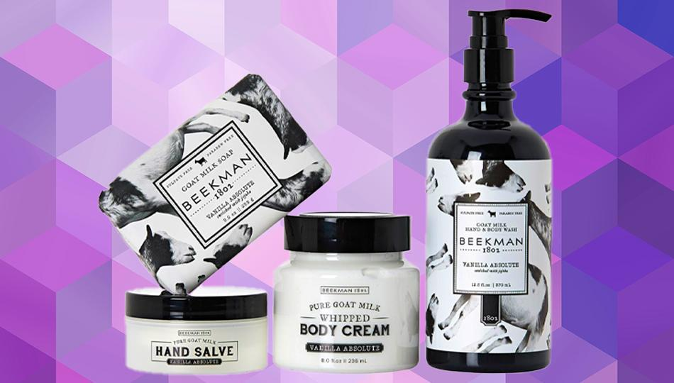 This four-piece set by Beekman 1802 is more than half off! (Photo: HSN)