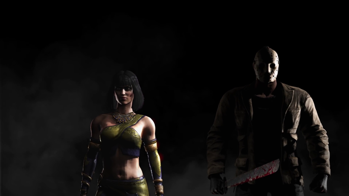 Mortal Kombat X's Tanya will be available starting June 2